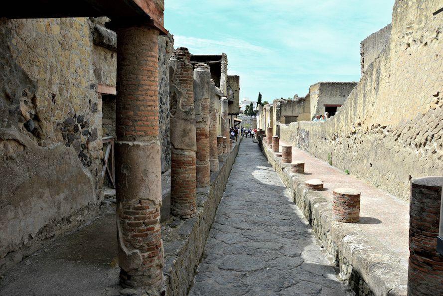 Foto Museo Scavi archeologici di Ercolano
