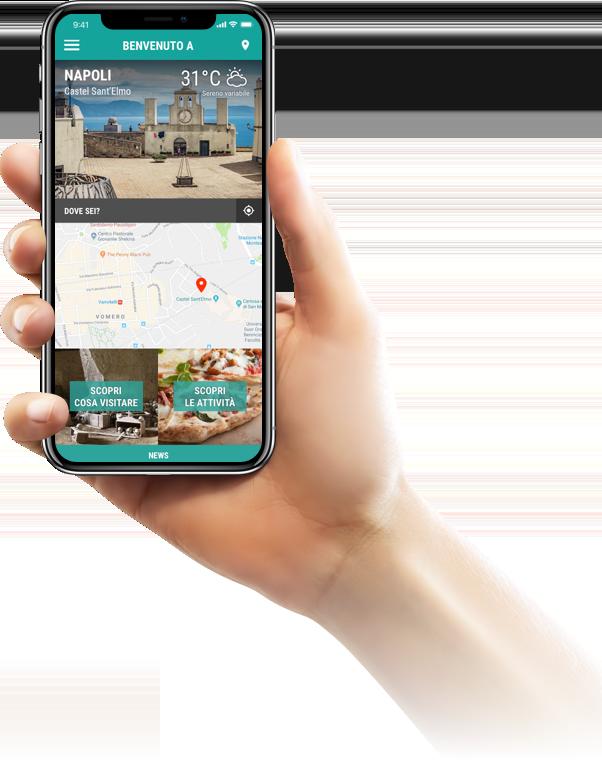 Trick Travel App