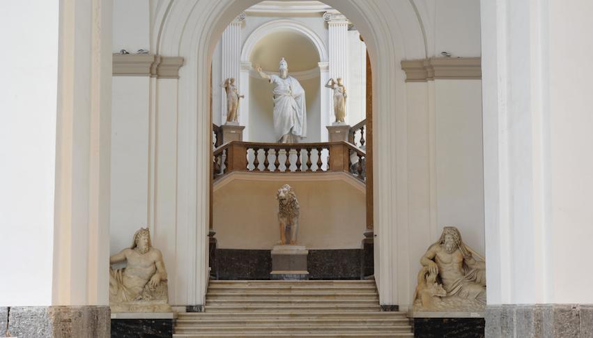 Statua di Ferdinando IV di Borbone