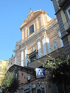 Chiesa S. Teresa degli Scalzi