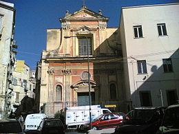 Basilica Di San Severo Fuori Le Mura
