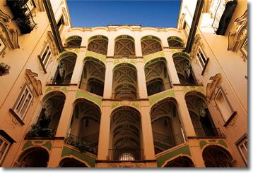 """Palazzo Moscati, detto """"dello Spagnolo"""""""