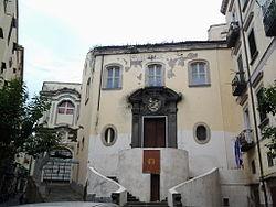 Complesso e Chiesa dell'Immacolata e San Vincenzo