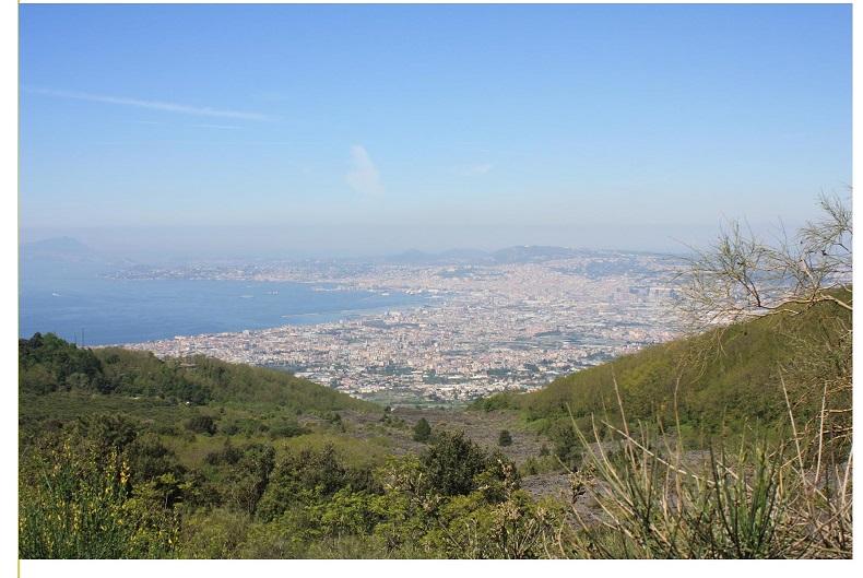 La riserva Naturale Vesuvio Alto Tirone