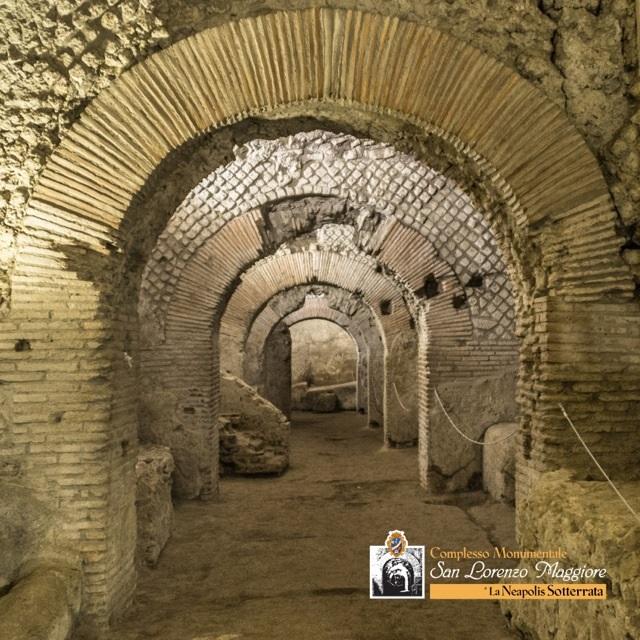 Complesso di San Lorenzo Maggiore: La Neapolis
