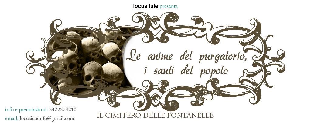 Il Cimitero delle Fontanelle. Le anime del purgatorio, i santi del popolo.