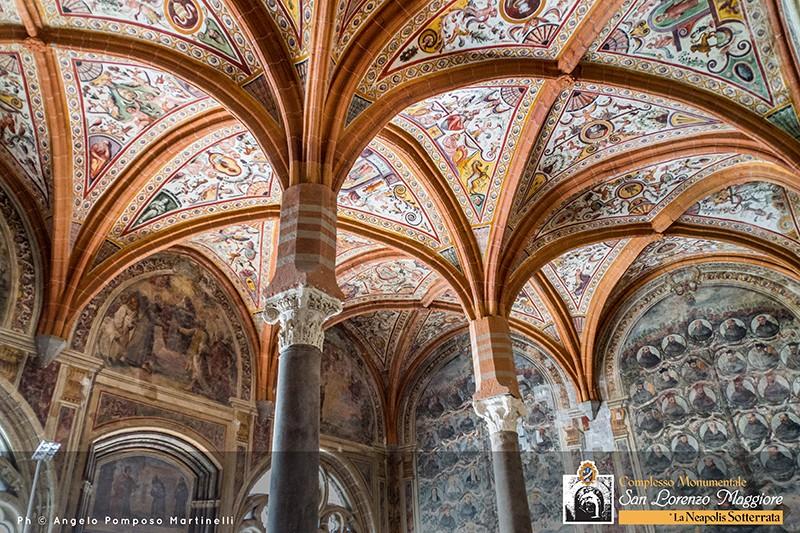 Complesso di San Lorenzo Maggiore: Sala Capitolare