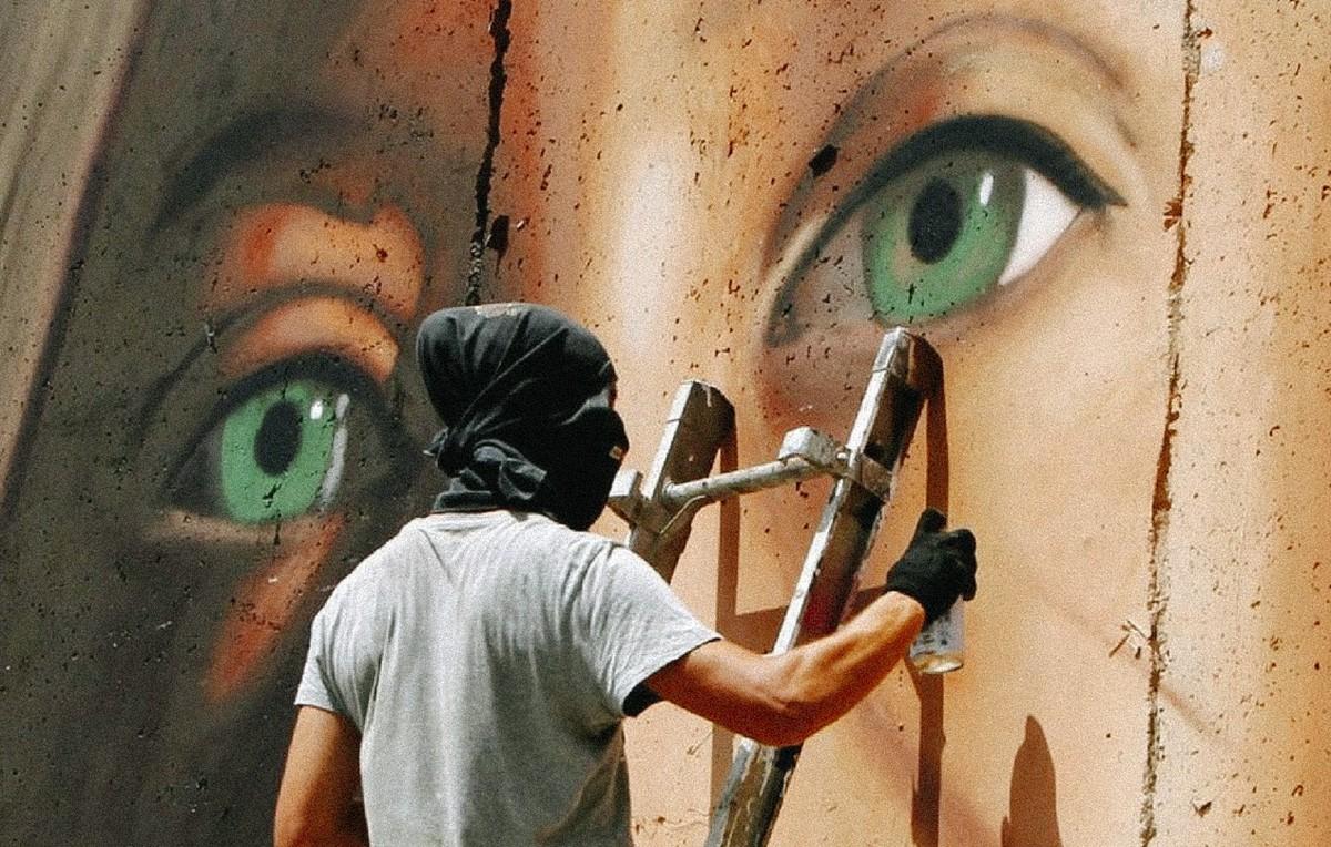 Rimandata a data da destinarsi - Inaugurazione murales Jorit  22 ottobre 2018 alle ore 18.00
