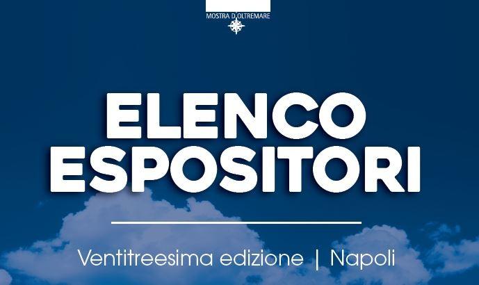 BMT2019 - Elenco Espositori