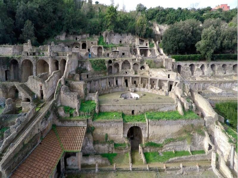PARCO ARCHEOLOGICO DELLE TERME ROMANE DI BAIA (sito archeologico)