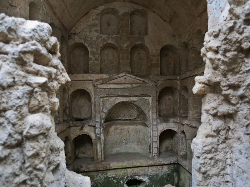 NECROPOLI ROMANA DI CAPPELLA(sito archeologico)