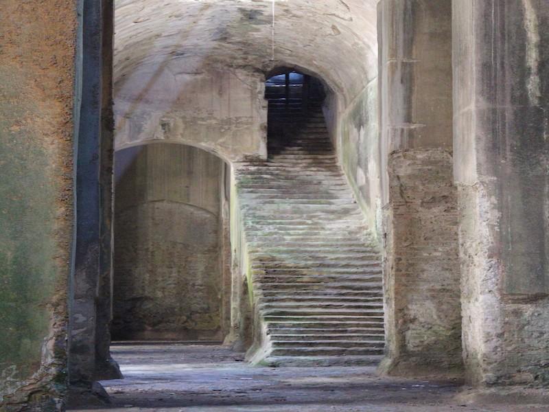 PISCINA MIRABILIS (sito archeologico)