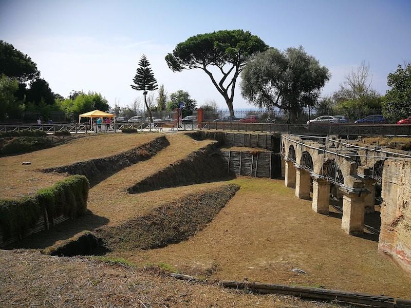 STADIO ANTONINO PIO (sito archeologico)