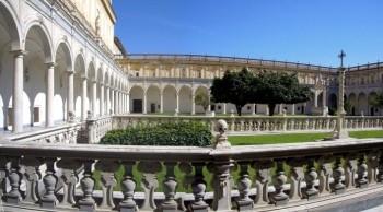 """Certosa e Museo di San Martino """"Che loco è quello !"""" Sabato 20 ottobre 2018, ore 11.00"""