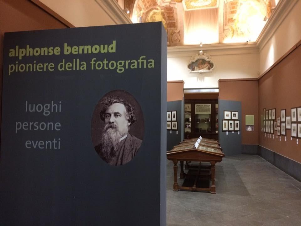 Alphonse Bernoud pioniere della fotografia - 23/11 e 01/12