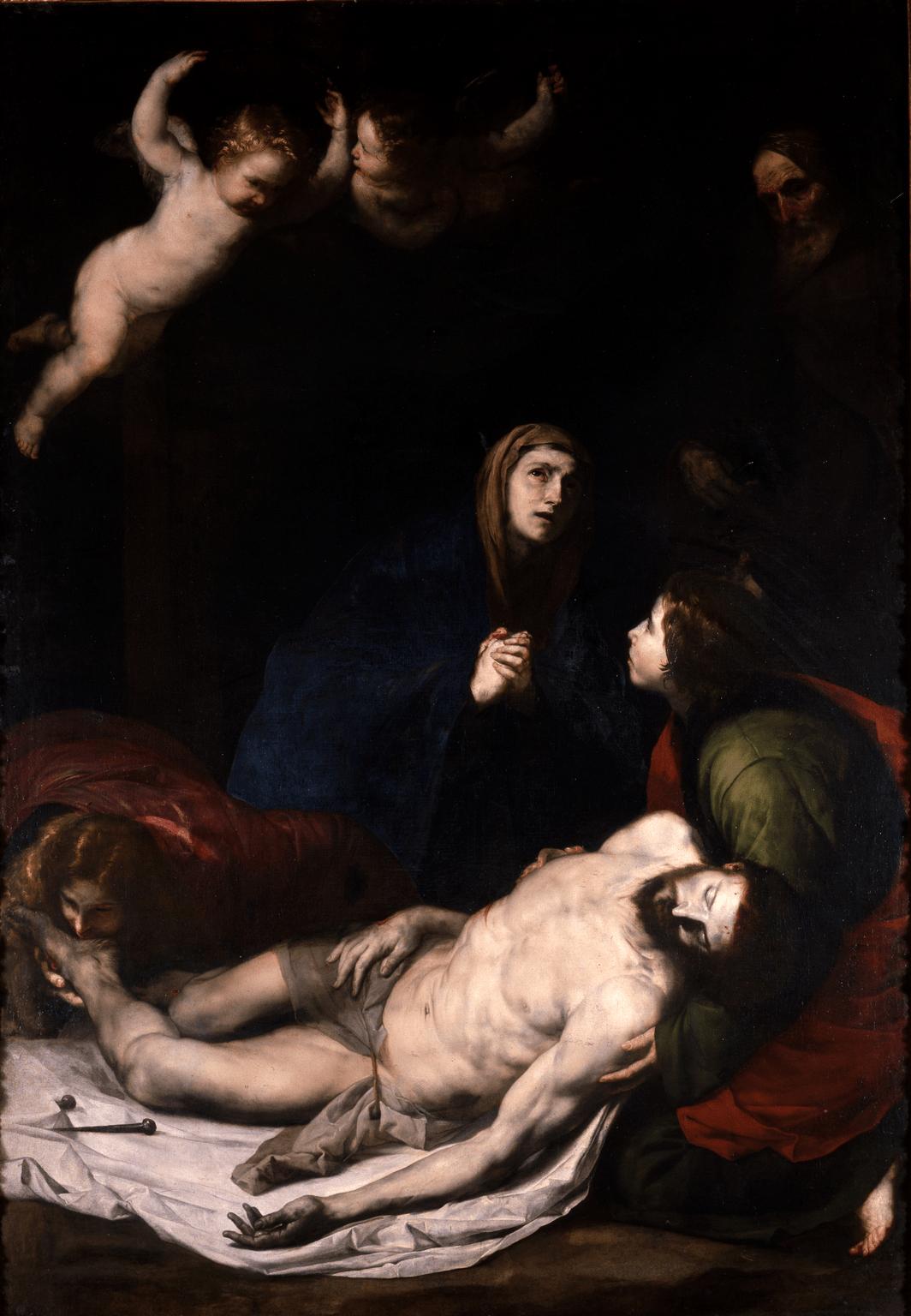 Venerdì 19 aprile ore 11.00  Chiesa della Certosa - Canti della Passione Vulnerasti cor meum