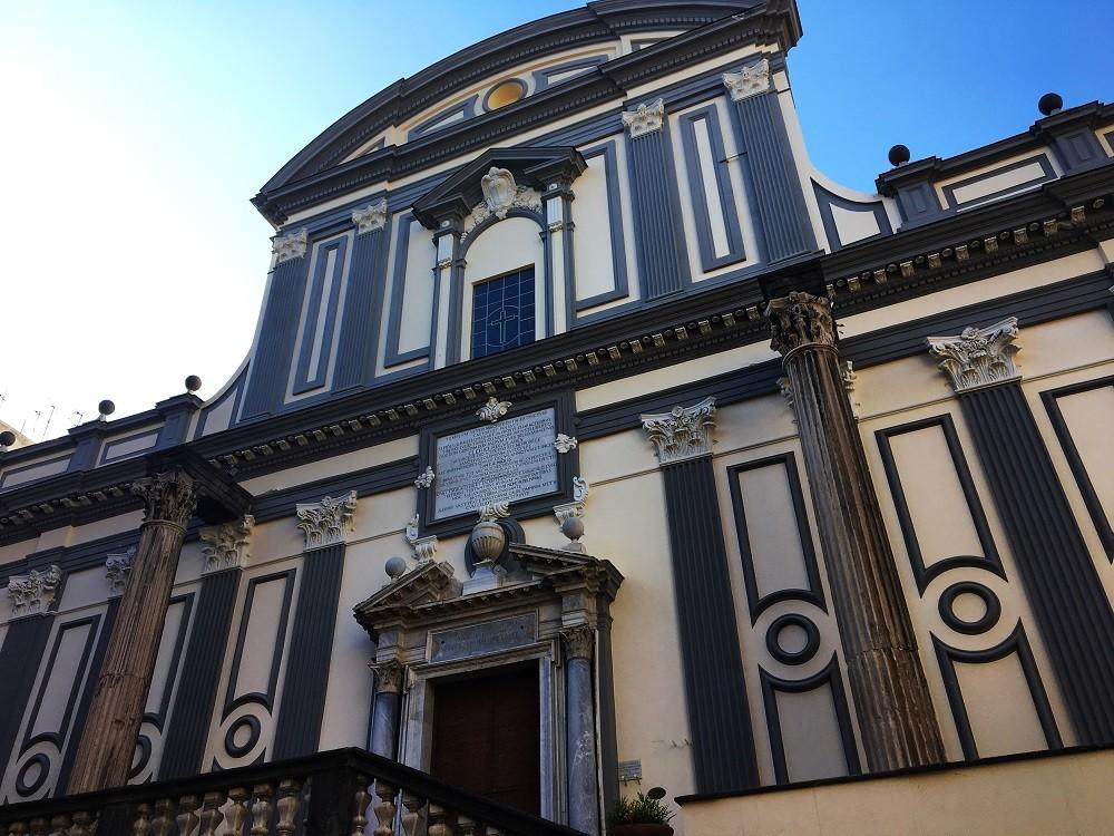 Basilica San Paolo Maggiore