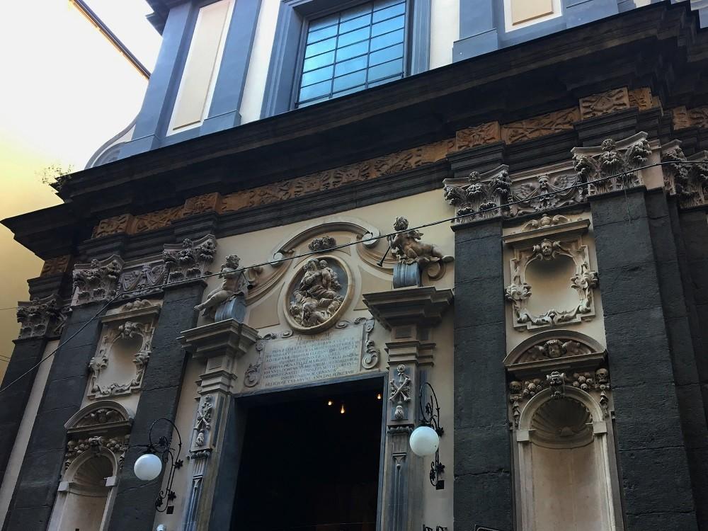 Complesso Monumentale di Santa Maria delle Anime del Purgatorio ad Arco