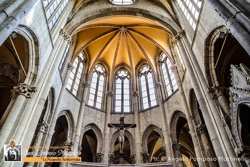 Complesso di San Lorenzo Maggiore: Basilica