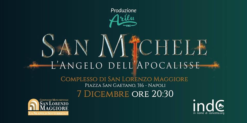 San Michele l'Angelo dell'Apocalisse | Opera musicale - 07/12/2018