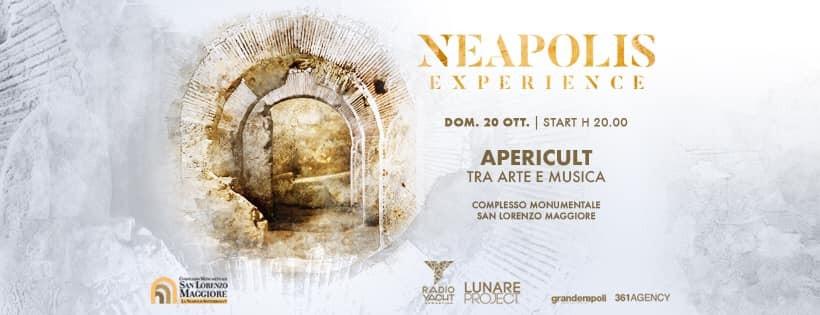 20 Ottobre 2019 - Neapolis Experience: AperiCult