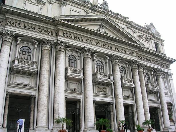 La Basilica dell'Incoronata Madre del Buon Consiglio