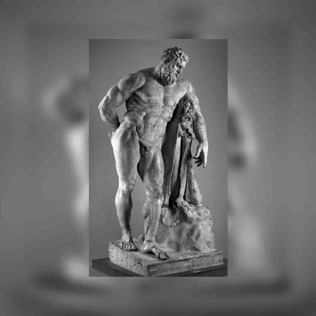 Statua di Ercole