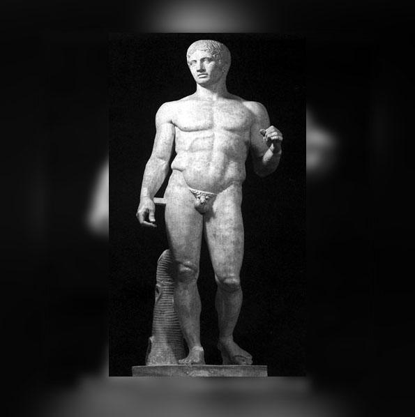 Statua di Doriforo