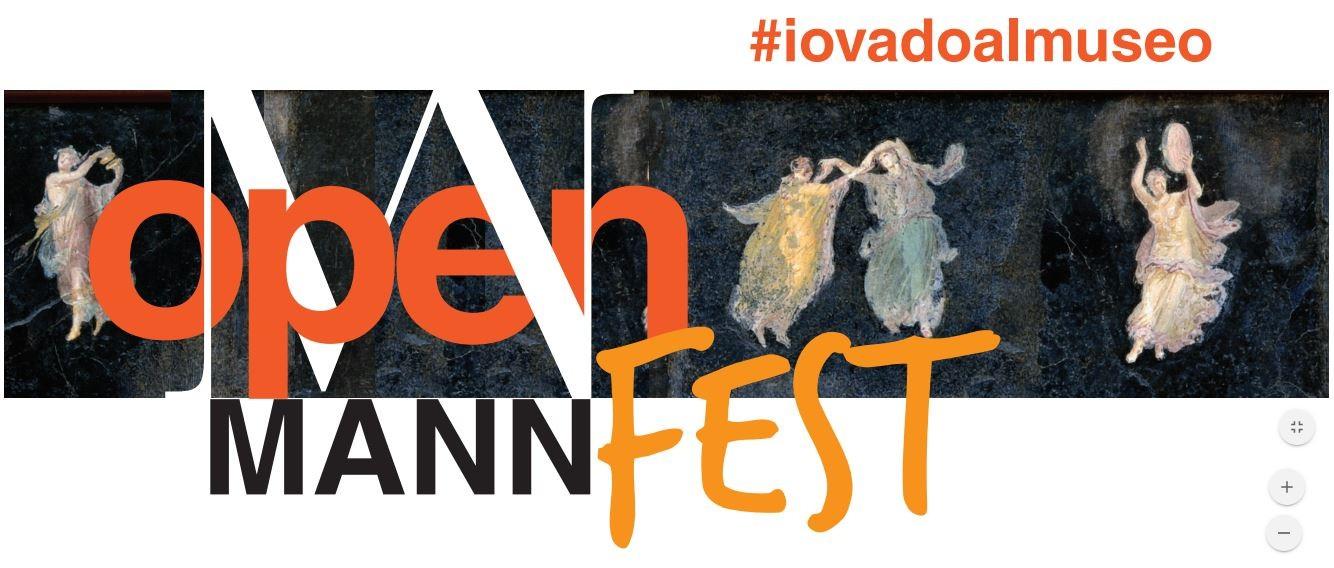 #IoVadoAlMuseo, domenica 12, 19 e 26 maggio l'ingresso al MANN sarà gratuito