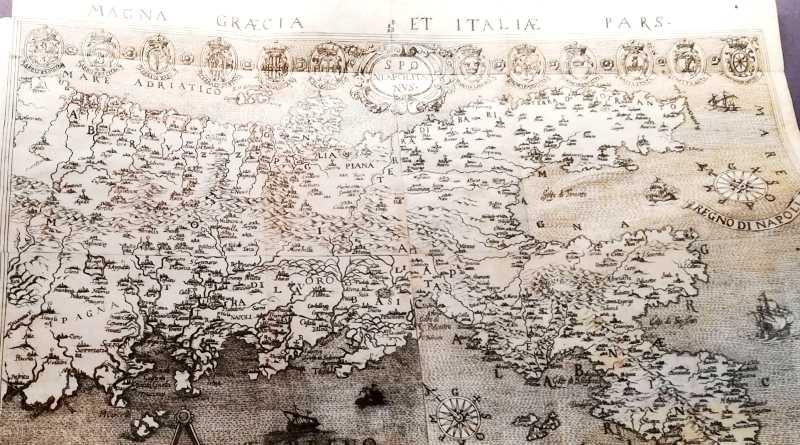 Venerdì 13 settembre 2019 (ore 17), evento conclusivo della bella mostra 'Mediterraneo'