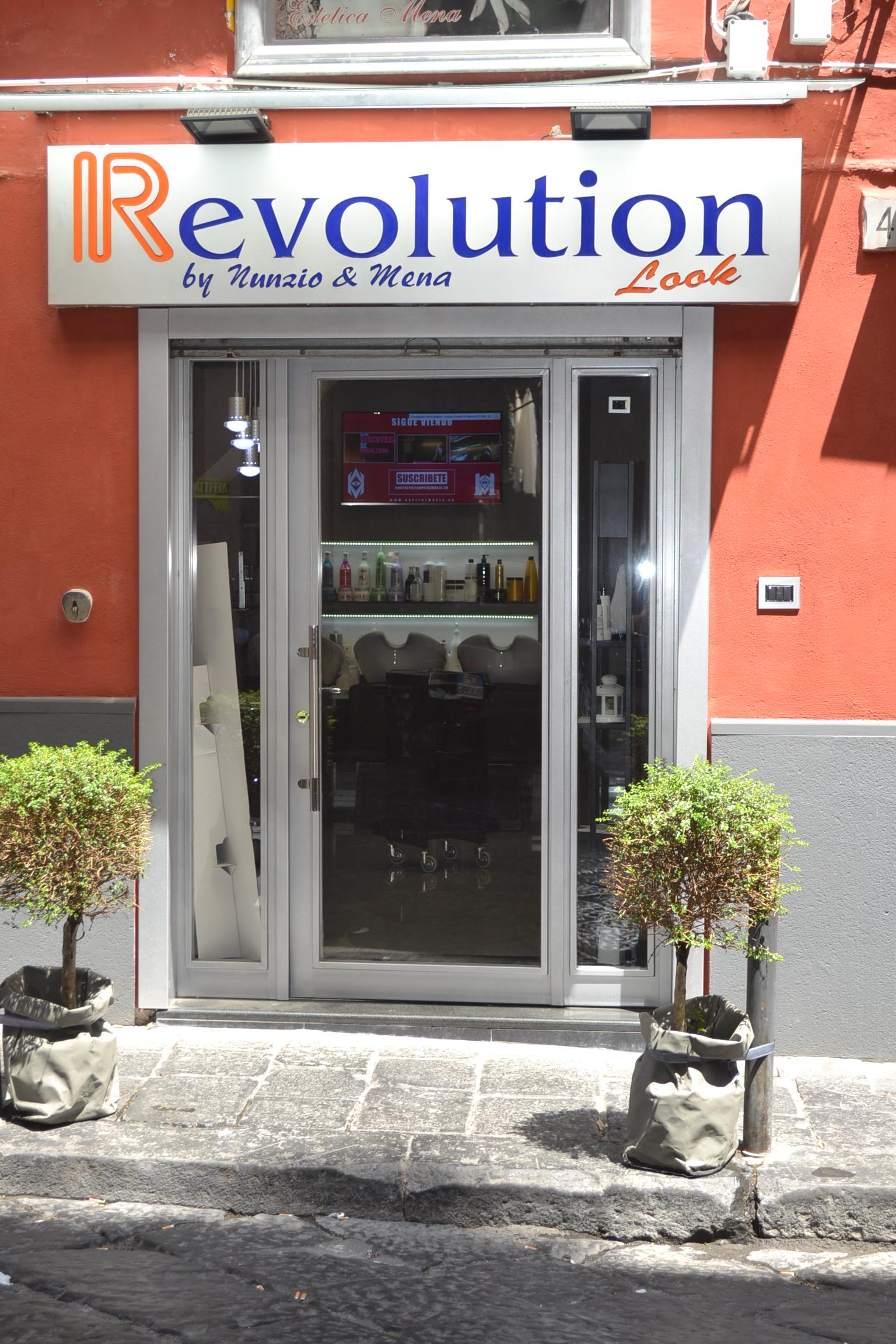 Revolution Look